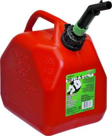 Scepter Corp 07378 Spill Proof Jerry Epa Gas Can 2.5 Gal