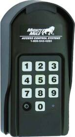 GTO, Inc. FM137 Digital Keypad For Auto Gate