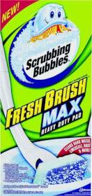 Sc Johnson 70107 Scrubbing Bubbles Fresh Brush Max