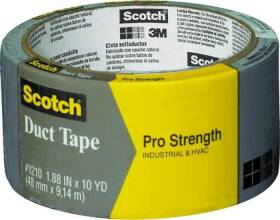 3M 1210-A 1.88 in X10YD Pro Duct Tape