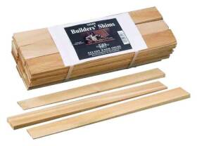 Nelson Wood Shims CSH16/42/10/24 Shims 16 In Red Cedar 42count