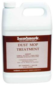 Lundmark Wax Co. 3254G01-4 Dust Mop Treatment 128 Oz