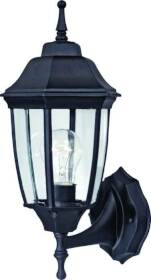 Boston Harbor HL-018B-P- BK Twin Pack Porch Light Black