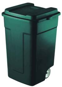 Newell Rubbermaid Home 285100EGRN 50 Gal Green Refuse Container