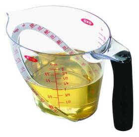 Oxo International 70981 2 Cup Angle Measure