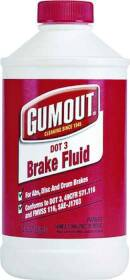 Shell Car Care 800001968 12 oz Gumout Brake Fluid