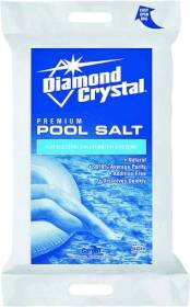 CARGILL SALT 8526 Pool Salt Diamond Crystal 40lb