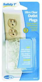 Dorel Juvenile Group 1711 Ultra Clear Outlet Cover