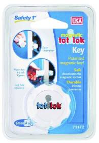 Dorel Juvenile Group HS129 Totlok Single Magnet Key