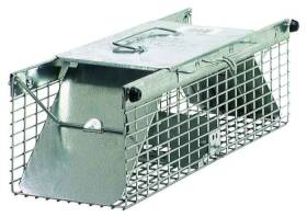 Woodstream 1025 2 Spring Door Cage Animal Trap