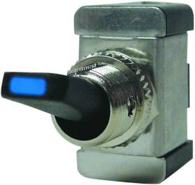 Calterm Inc 40240 Blue Glow Toggle Switch