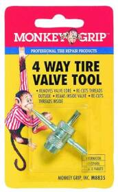 Victor Automotive M8835 Valve 4 Way Tool