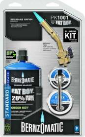 Bernzomatic PK1001KC Plumbers Torch Kit W/Propane