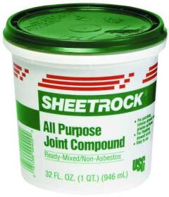 US Gypsum 380270072 All Purpose Joint Compound 3lb