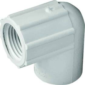 Genova 33905 1/2 in Fip Pvc 90° Elbow