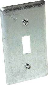 Raco 865 1 Toggle Utility Box Cover
