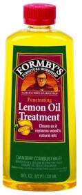 Minwax 30115000 16 oz Lemon Oil Furniture Treatment