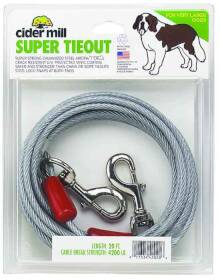 Aspen Pet 42020 20 ft Super Tieout