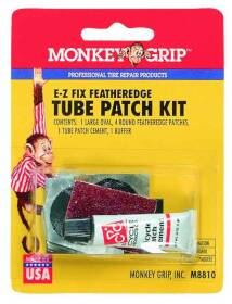 Victor Automotive M8810 Bicycle Tire Patch Kit 12box
