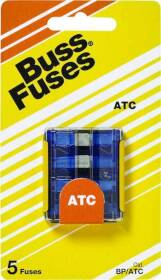 Bussmann Fuses BP/ATC-15 15a Automotive Blade Fuse