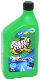 Pennzoil Products 550024061 10w30 Quaker State Motor Oil Quart