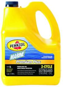 Pennzoil Products 550022757/5073655 Gal 2 Cycle Marine Oil