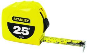 Stanley Tools 30-455 25 ft x1 in Tape Rule