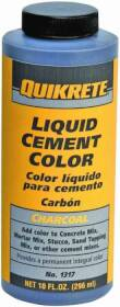 Quikrete 131700 10 oz Charcoal Cement Color