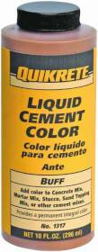 Quikrete 131702 10 oz Buff Cement Color