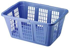 Newell Rubbermaid Home 296585ROYBL/29658 1.6 Blue Laundry Basket