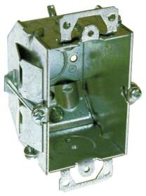 Raco 487 2-1/4 in Old Work Switch Box