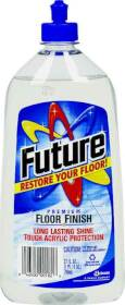 Sc Johnson 11182 27 oz Future Shine Floor Wax