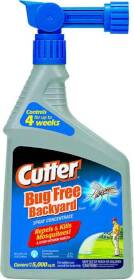 Spectrum Group HG-61067 Qt Bug Free Backyard Conc Rts