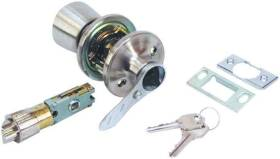 United States Hardware RV-112B Rv Door Lock/Lever Handle