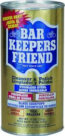 Servaas Laboratory 11510 12 oz Bar Keepers Friend Cleaner