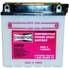 Exide Technologies 12N94B1 Small Engine Battery