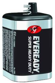 Energizer Battery 1209 6v Super Heavy Duty Lantern Battery