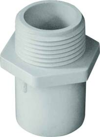 Genova 30476 3/4 x 1 Pvc Male Adapter