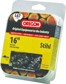 Oregon Cutting Systems L67 16 in Stihl Chainsaw Chain