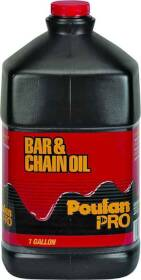 Poulan 952-030204 Gallon Bar/Chain Oil