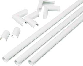 Wiremold Company C110 White Cord Channel Kit