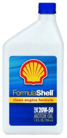 Pennzoil Products 550024067 Formula Shell 20w50 Oil Quart