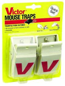 Woodstream M130 Quickset Mouse Trap