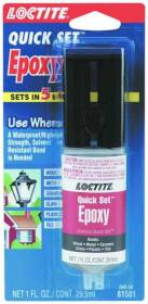 Loctite Products 1395391 1 oz Quick Epoxy