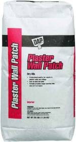 Dap 10304 25lb Powder Patching Plaster
