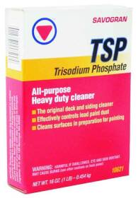 Savogran Co 10621 1lb Tsp Cleaner