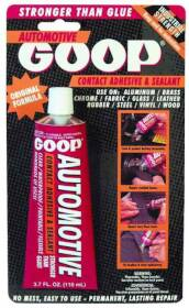 Eclectic Products 160012 3.7 oz Auto Goop Adhesive