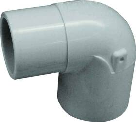 Genova 32920 2 in Slip Pvc 90° Strt Elbow