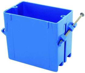 Thomas & Betts-Carlon B120A-UPC 20cu 1-Gang Pvc Swtch Box