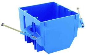 Thomas & Betts-Carlon B232A-UPC 2-Gang Pvc Outlet Box